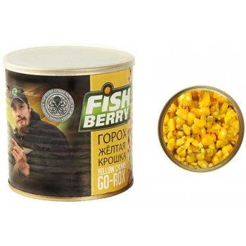 FISHBERRY Гороховая крошка желтая (ваниль) - 430 мл