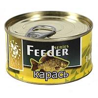 "Lion Baits Зерновая смесь feeder ""Карась"" - 140 мл"
