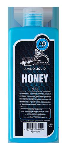 Ликвид Honey (Мед)  Amino-9 250 мл