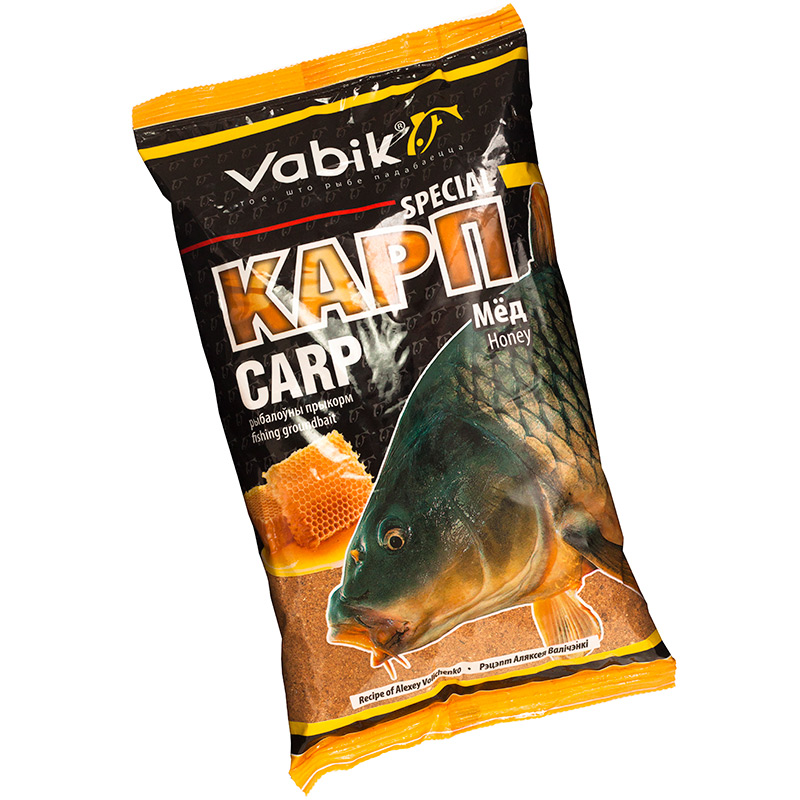 Vabik Special Carp Honey МЕД 1 кг