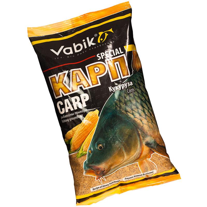 Vabik Special Carp Corn Кукуруза 1 кг