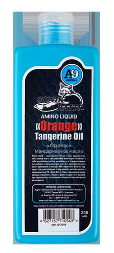 "Ликвид ""Orange"" Tangerine Oil (""Оранж""Мандариновое масло) 250 мл"