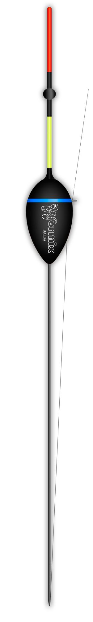 Поплавок Wormix 320 - 2.5 гр