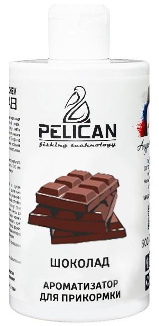Ароматизатор для прикормки PELICAN Шоколад 500 мл.