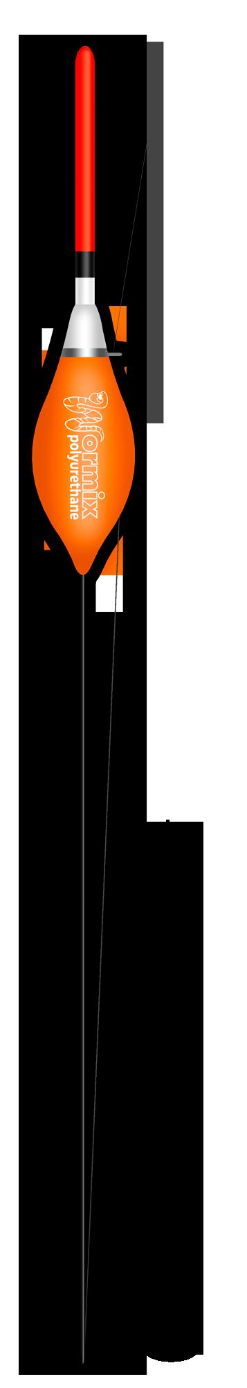 Поплавок Wormix полиуретановый 810 - 4 гр