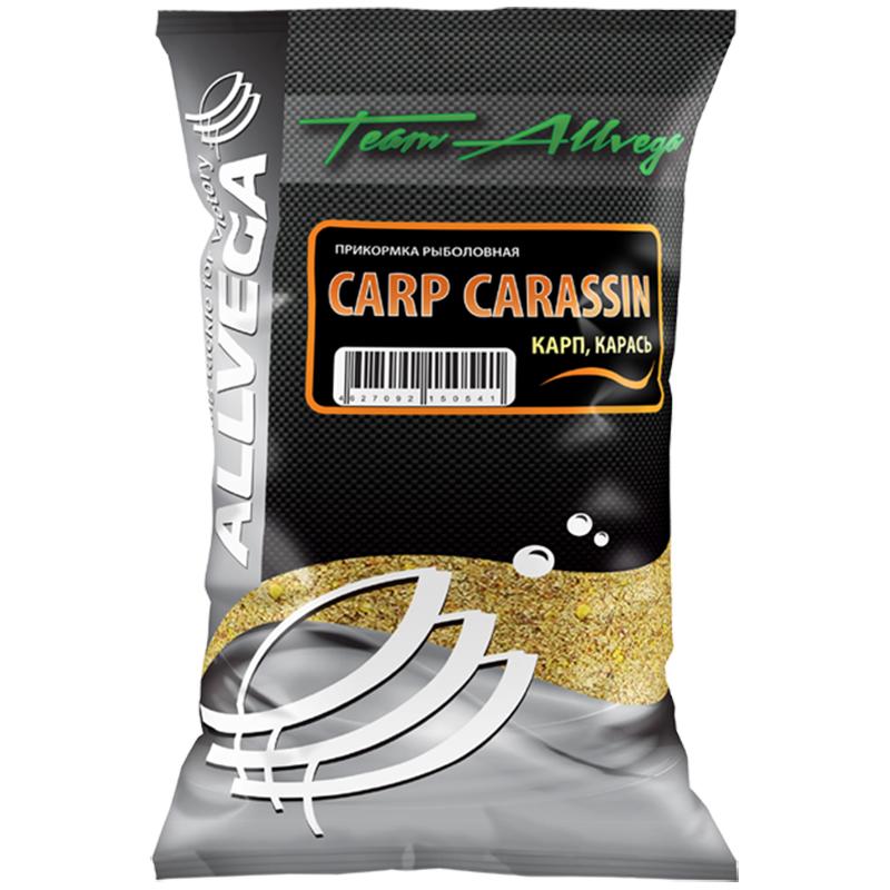 Прикормка ALLVEGA Team Allvega Carp Carassin 1кг (КАРП, КАРАСЬ)