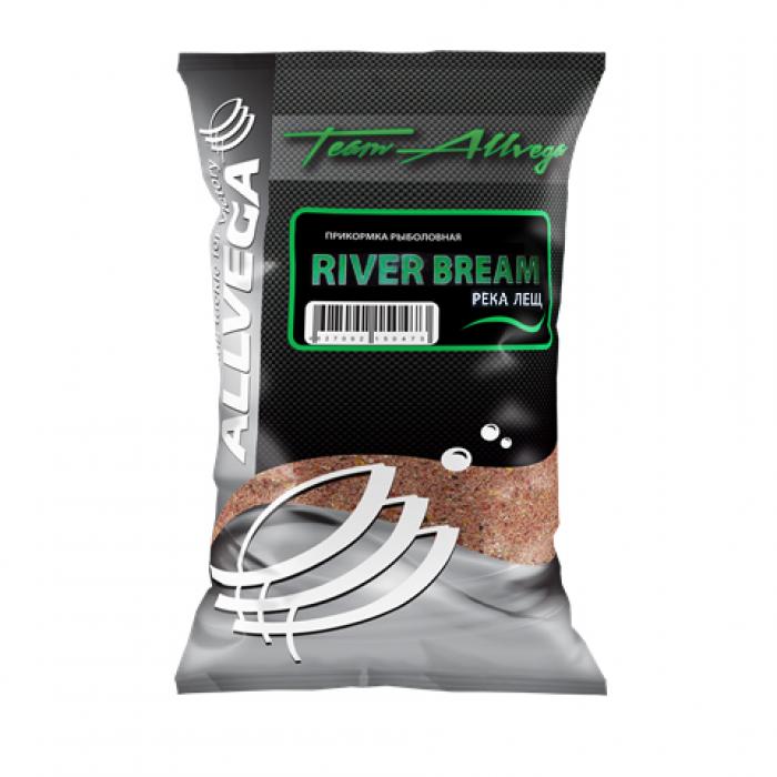 Прикормка ALLVEGA Team Allvega River Bream 1кг (РЕКА ЛЕЩ)