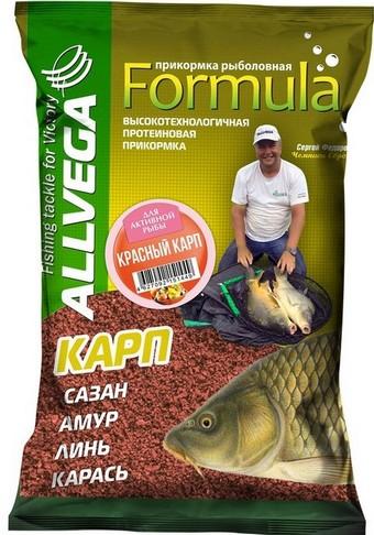 FORMULA RED CARP (КРАСНЫЙ КАРП)