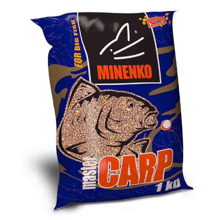 Прикормка MINENKO Master Carp Специи