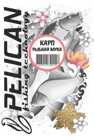 PELICAN КАРП Рыбная Мука
