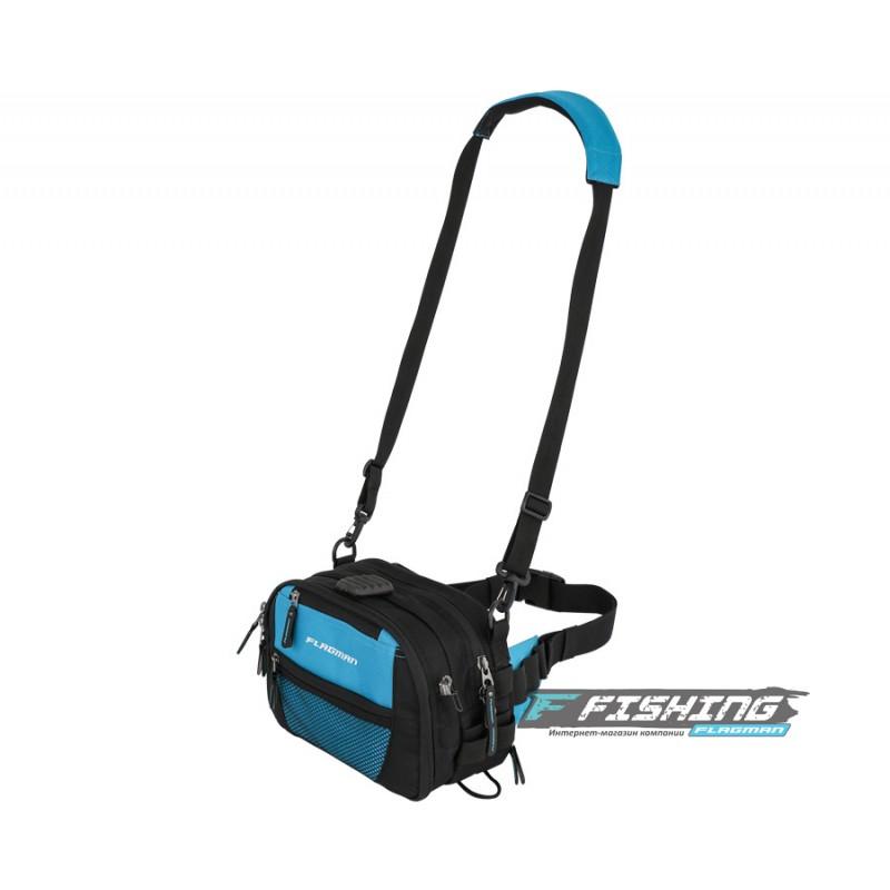 Сумка спиннинговая FLAGMAN LURE BAG 29X18X14cm