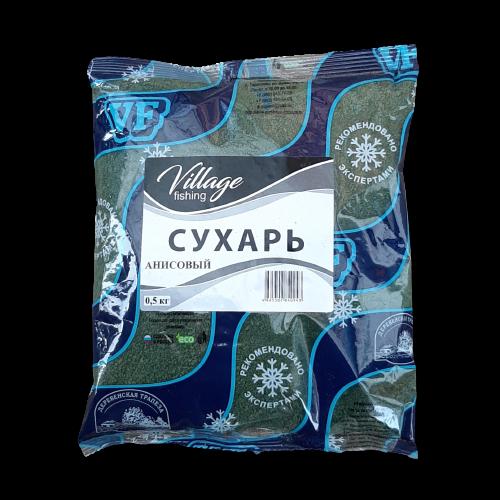 Деревенская Трапеза 0.5 кг СУХАРЬ АНИС