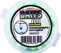 """Пенопластовые шарики """"100 Поклевок"""" Укроп"""