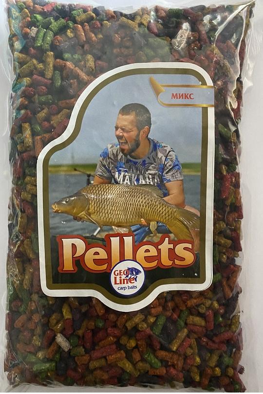 Фруктовый Пеллетс