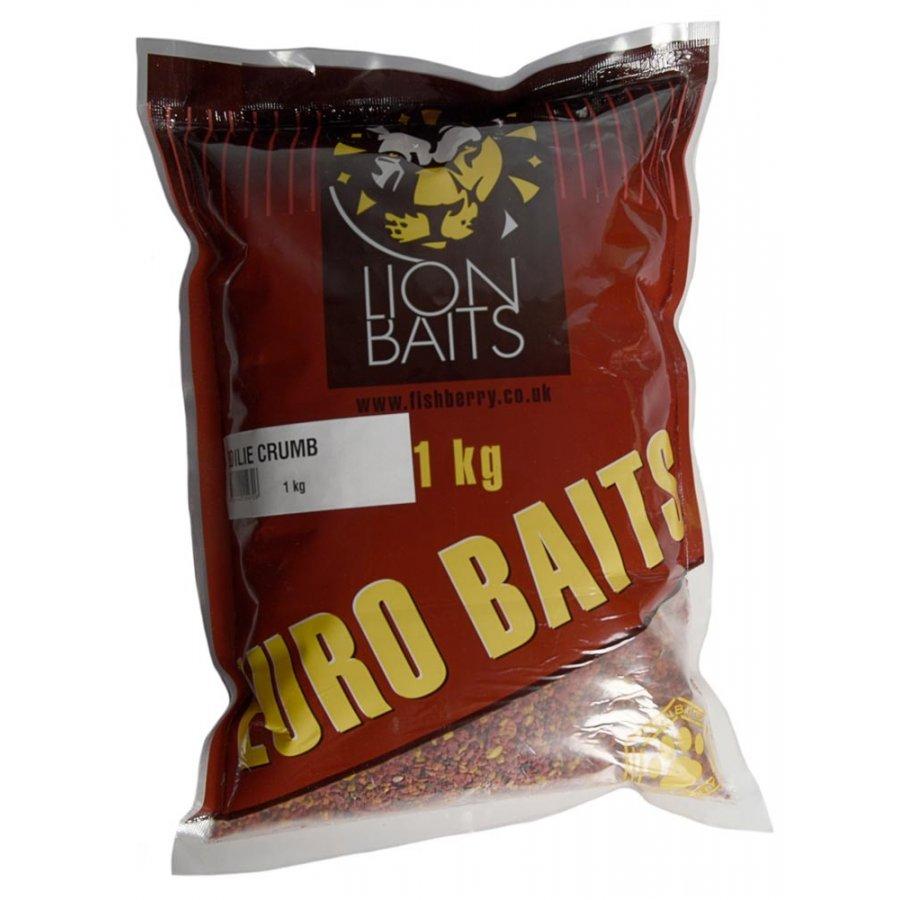 LION BAITS Бойловая крошка (Boilie Crumb) серии EURO BAITS - 1 кг