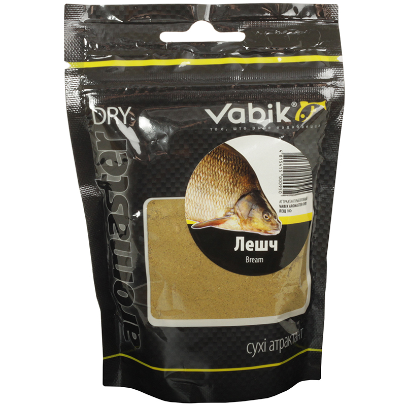 Аттрактант Vabik Aromaster Dry Лещ 100 гр