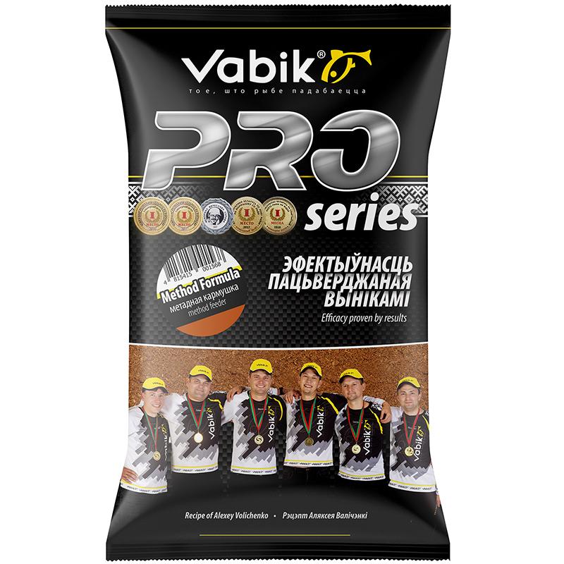 Прикормка Vabik Method Formula (методная кормушка)