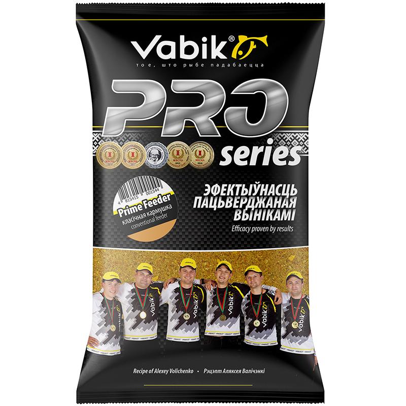 Прикормка Vabik Prime Feeder (классическая кормушка)